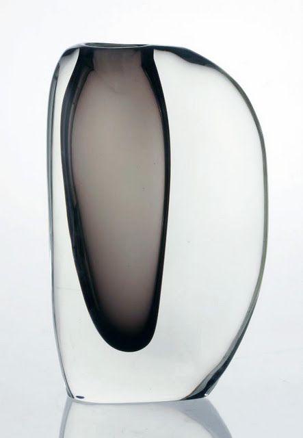 Glass Vessels by Venetian artist Antonio da Ros