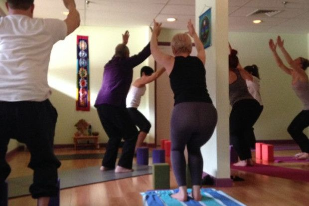 Yoga is for every-BODY! | Crowdfunding is a democratic way to support the fundraising needs of your community. Make a contribution today!