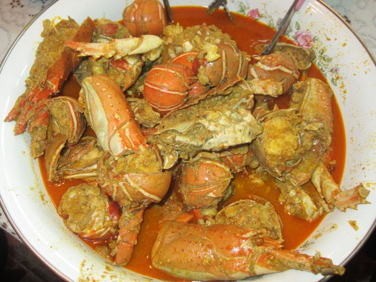 Red Curry Lobster