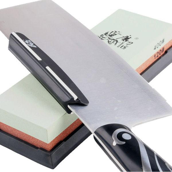 Knife Sharpener Angle Guide For Whetstone Sharpening Stone Grinder Kitchen Knives Accessories