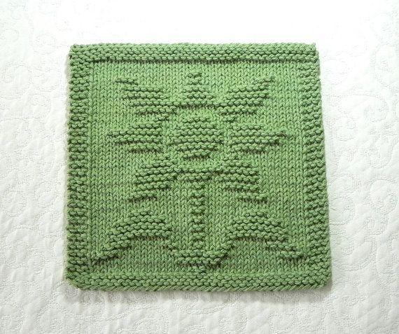 375 Best Knitting Dishcloths Images On Pinterest Hot