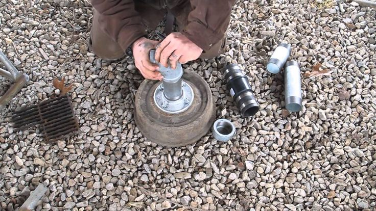 how to build a brake drum forge