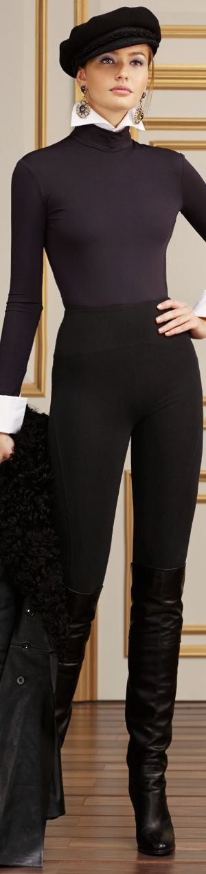 RALPH LAUREN FALL 2013 COLLECTION.......The Skirts, Pants, and Leggings