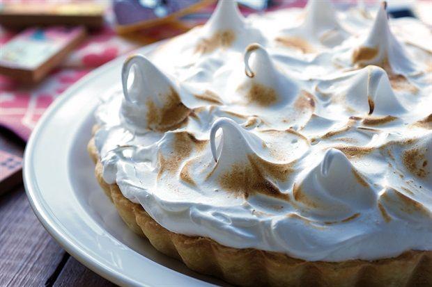 Lemon pie  El gusto dulce y ácido del limón hace que esta torta sea exquisita.         Foto:Archivo