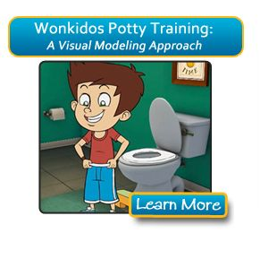Wonkidos Potty Training Video
