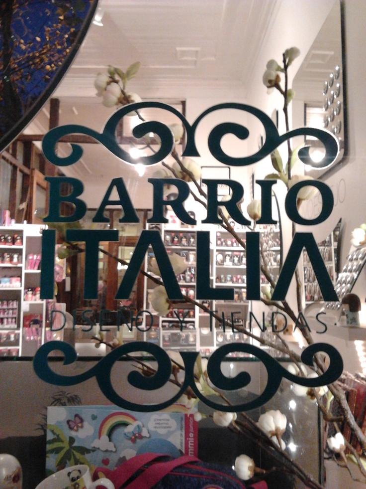 Rincones de Italia (Barrio Italia).