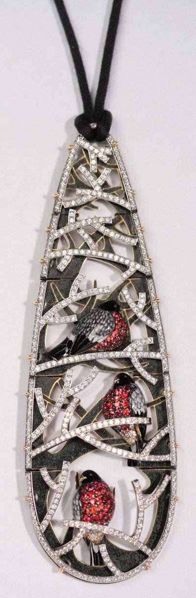 Enamel jewellery genius Ilgiz F.: one always has to look for something exciting - KaterinaPerez.com