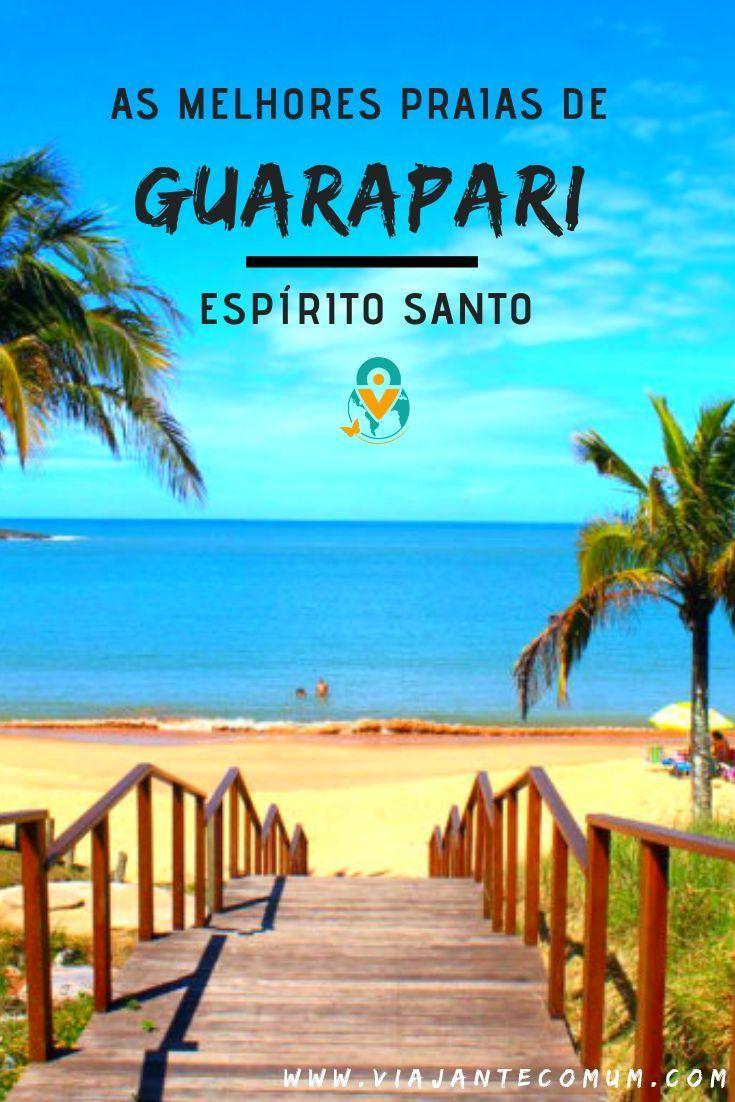 As Melhores Praias De Guarapari No Espirito Santo Praias De