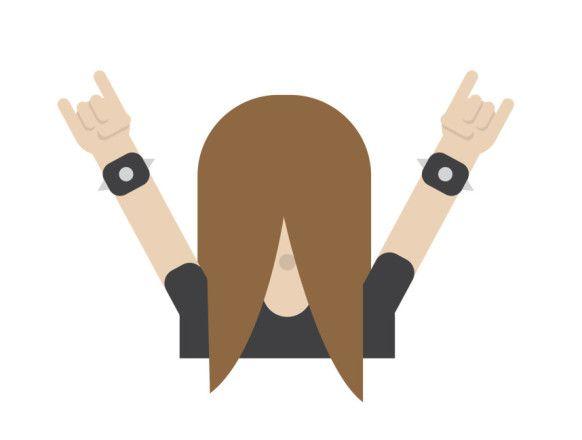 Finland-Emoji-Headbanger