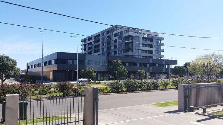 Hampshire rd. apartments 24.09.2014 Sunshine ,Victoria ,Australia