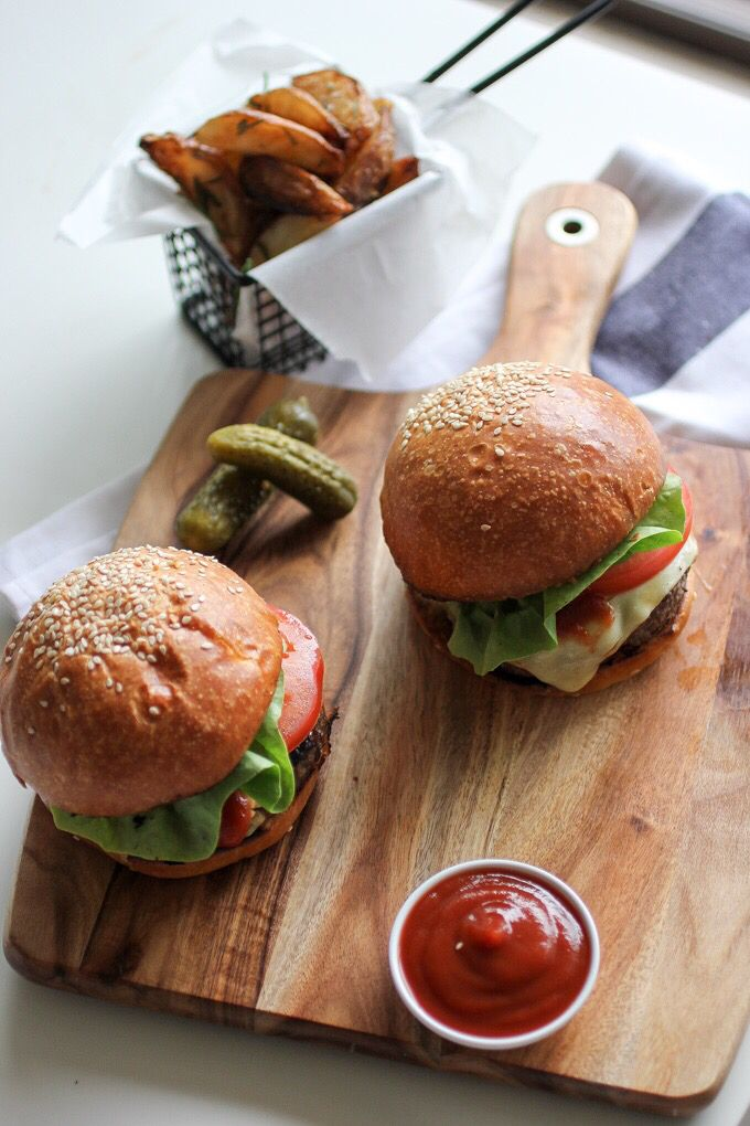 The ultimate in comfort food, a simple Burger recipe with a humble Secret Ingredient that makes ALL the difference!