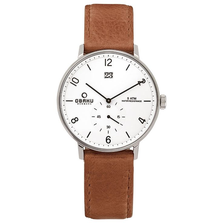 Buy V190GDCWRZ for 179.00 USD. A beautiful watch that comes in a Stainless Steel case from OBAKU. This is a collection of danish designer watches, offers danish designer watches and other types of fashion watches, designer watches for men and women at affordable prices.  #Watches   #DesignerWatches   #ObakuWatches