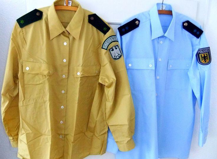 https://flic.kr/p/o3R6Pw | Diensthemd der Bundespolizei,Diensthemd des BGS,Bundespolizei Uniform,BGS Uniform | Diensthemden der Bundespolizei/BGS alt und neu