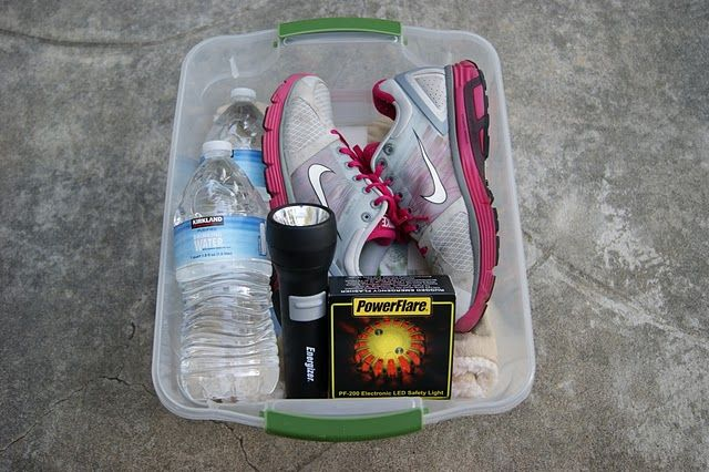 Emergency Kit for the car.