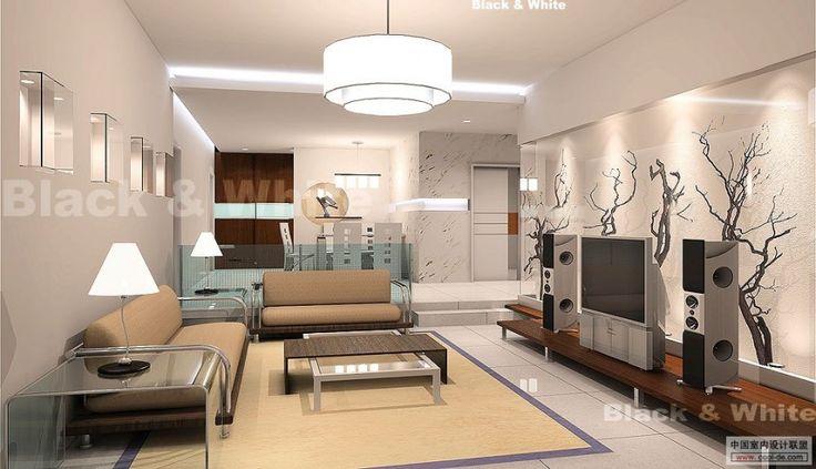 Die besten 17 Bilder zu Apartment auf Pinterest Lampen, Stühle und - moderne luxus wohnzimmer