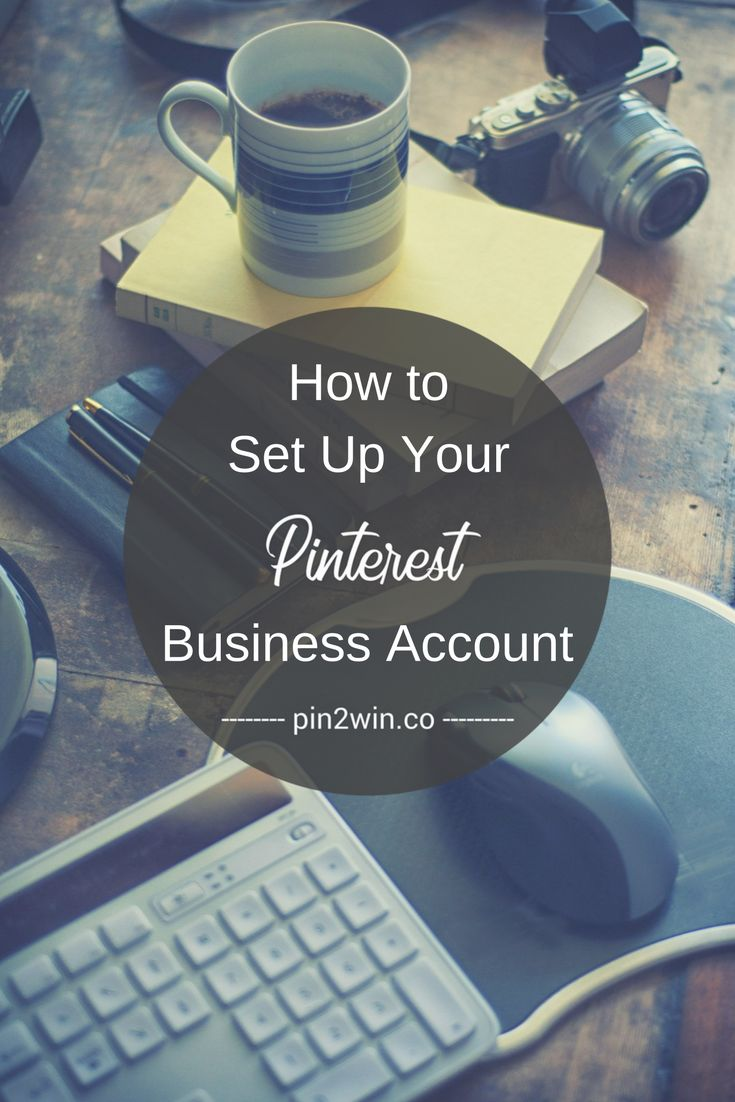Get more traffic to your site by following these easy step-by-step instructions to set up your Pinterest business account the right way. Pinterest Help   Pinterest Marketing Tips Small Businesses   For more great Pinterest tips and Pinterest marketing guides on how to use Pinterest for business, visit https://pin2win.co.