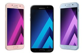 Specification Samsung Galaxy A Series and the Latest Price 2017