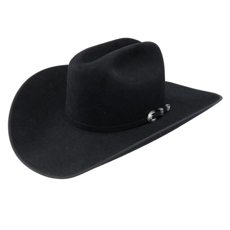 """George Strait Silver Ridge – (6X) Fur Cowboy Hat 