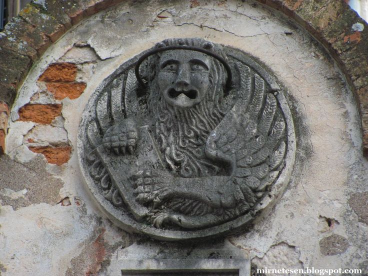 Венецианский лев - Котор, Черногория / Venitian lion, Kotor #Montenegro