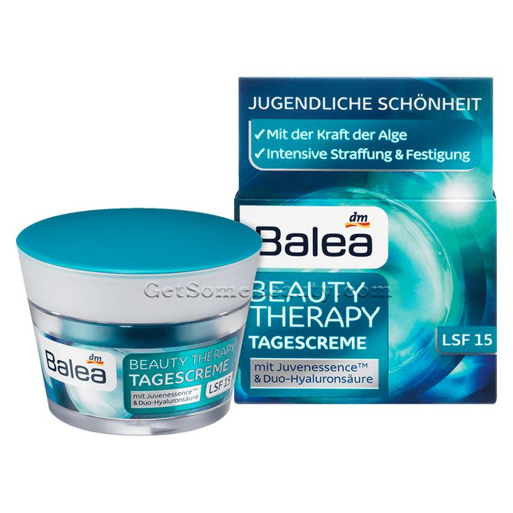 Balea Beauty Therapy Day Cream 50 ml | Get Some Beauty