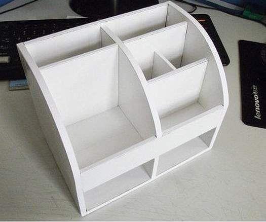 ОРГАНАЙЗЕР из картонной коробки :: выкройка из картона коробки для хранения вещей :: Hand-made :: neprostoguru.ru: как просто сделать всё