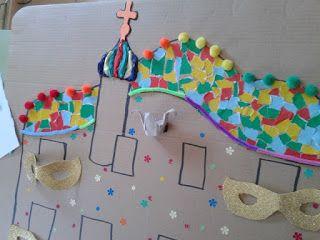Las manualidades de mis niños: Nuestra Casa Batlló