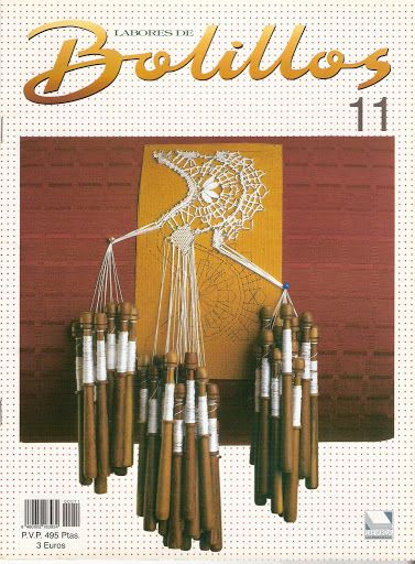 Labores Bolillos 11 - Victoria sánchez ibáñez - Picasa-Webalben