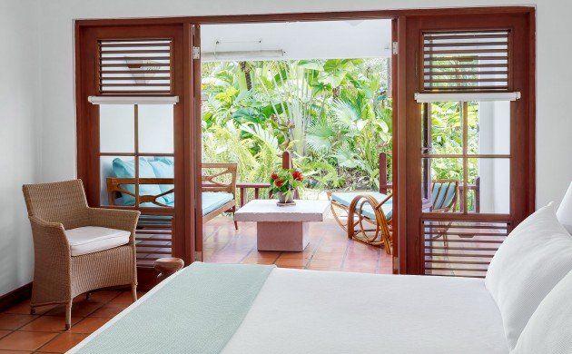 Garden Verandah Suite Jamaica Honeymoon All Inclusive Honeymoon Couples Resorts