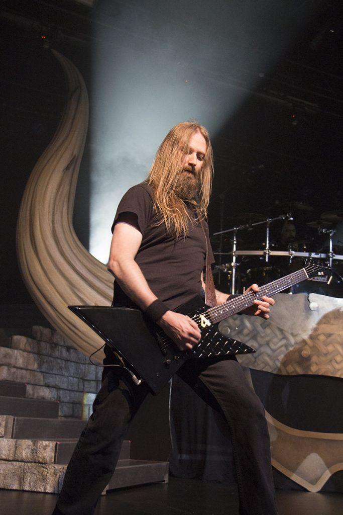 Viking Metal band AMON AMARTH came to conquer NYC