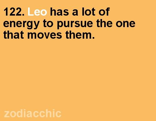 Have you seen your Leo horoscope for today yet??