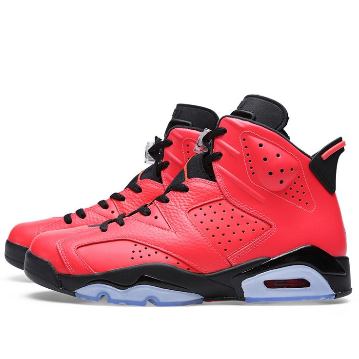 Men Size 384664-623 Air Jordan 6 Retro Toro Infrared 23/Black-Infrared 23 $129    http://www.jordankicksonfires.com/men-size-384664-623-air-jordan-6-retro-toro-infrared-23-black-infrared-23-704.html