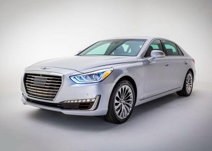 2017 Hyundai Genesis G90 Sedan, Release date