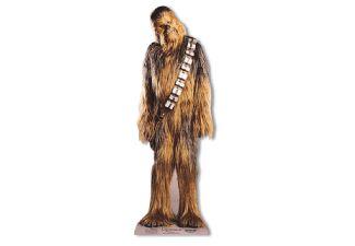 Star Wars Pappaufsteller Chewbacca