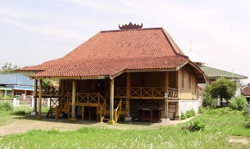 LAMBAN BALOK, tradistional Marga Balak - Lampung Pesisir by RiZaL MuKhTaR