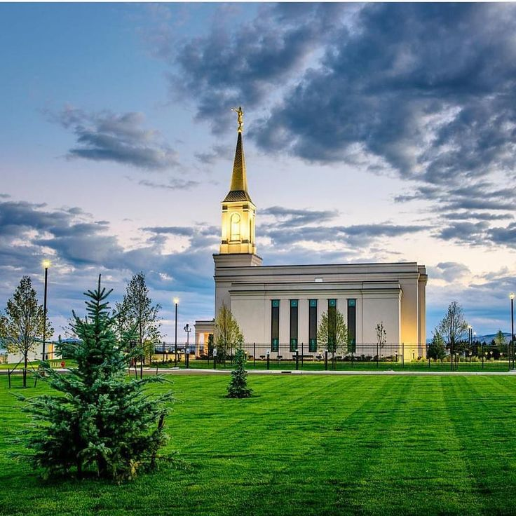 Church of Jesus Christ of Latter Day Saints, Star Valley, Wyoming