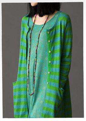 Patterned tunic in micromodal – Size XXL – GUDRUN SJÖDÉN – Webshop, mail order and boutiques | Colourful clothes and home textiles in natural materials.