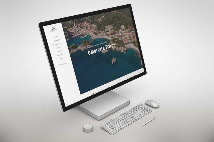 Έργο: Σχεδιασμός και κατασκευή Brand website, Χαρακτηριστικά: Responsive design, Flat colors, Modern, PHP, HTML5,  Brand: Ombretta Πάργα, Ενοικιαζόμενα διαμερίσματα, Τοποθεσία: Πάργα    Έτος: 2017