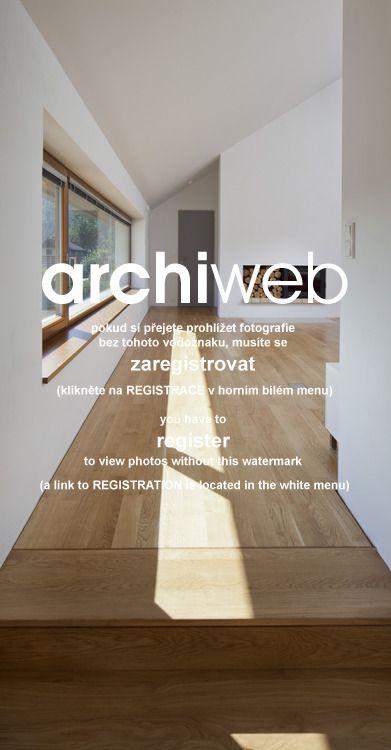 archiweb.cz - Rodinný dům Hutisko - Solanec
