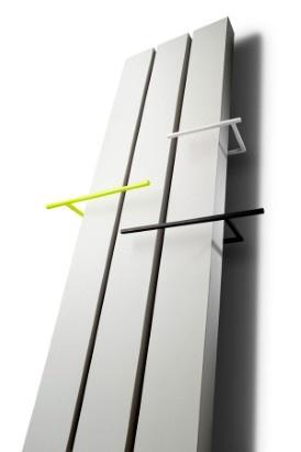Beams, de strakke radiatoren met accessoires ontwikkeld door Wim en Bob Segers voor Vasco, wordt bekroond als beste Ecodesign Product op de markt. De praktische toebehoren zoals handdoekbeugels of kapstokken zijn beschikbaar in geometrische vormen in verschillende kleuren, waardoor de radiatoren - vaak een eenvoudig product - meteen een blikvanger worden   http://studiosegers.be/en