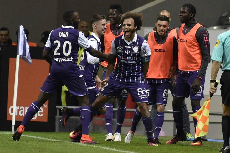 Les buts Toulouse (TFC) - Monaco résumé vidéo (3-1)au petit Wembley