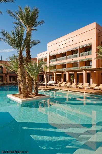 Hôtel Du Golf Marrakech (Marrakech, Morocco)