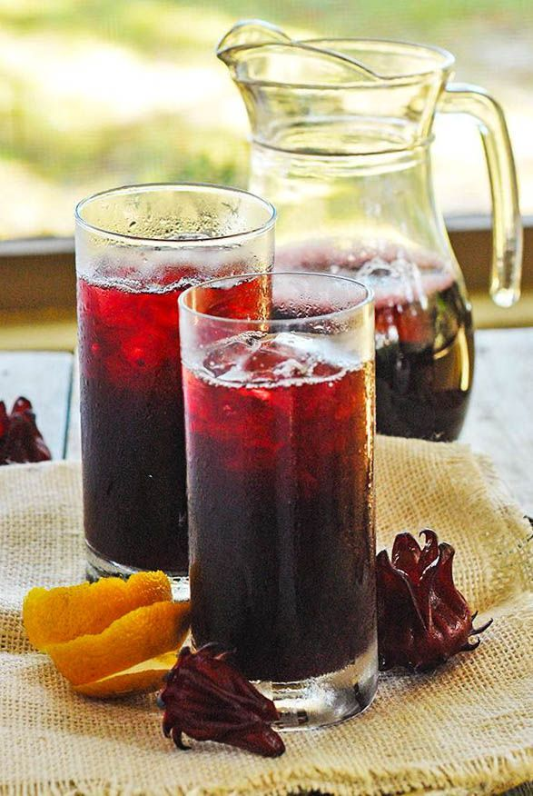 Jamaican Sorrel Drink Recipe