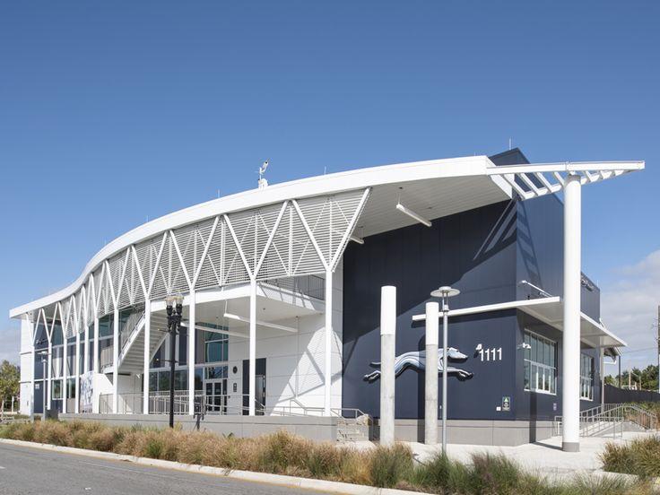 Jacksonville Regional Transportation Center in 2020
