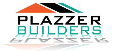 Plazzer Builders brand. Designed by Phunkemedia Web & Graphic Design.