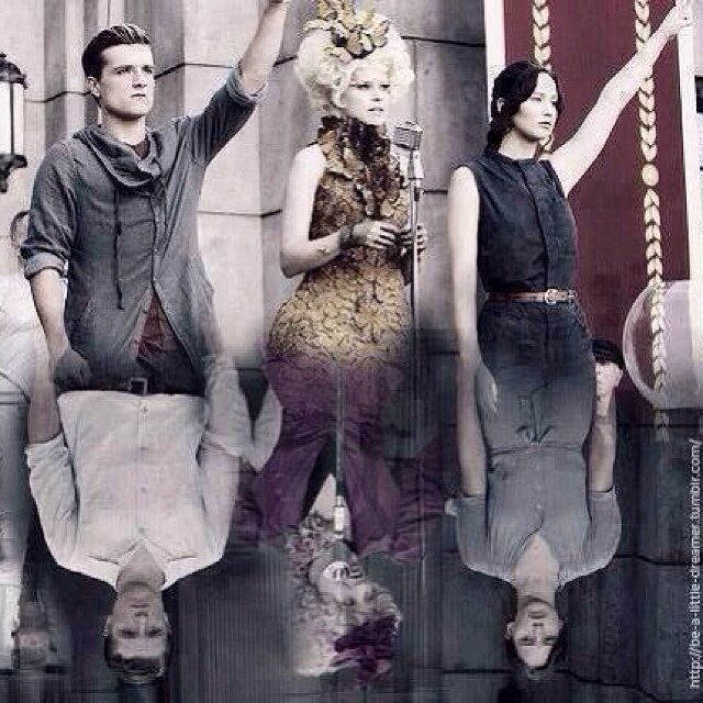 Hunger Games / Catching Fire / Peeta / Katniss / Effie