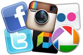Photosharing: Being able to share your photos through social media.