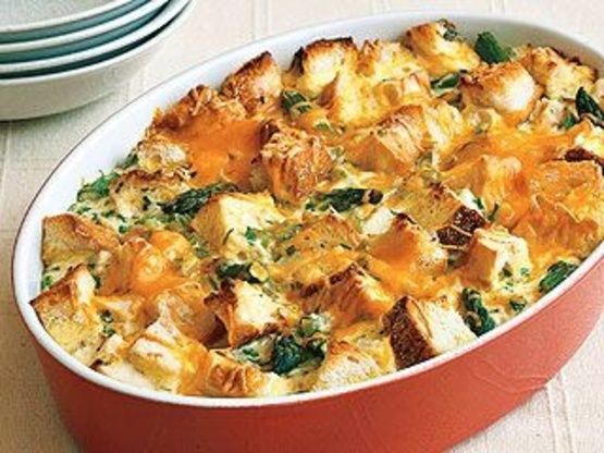 Art Smith's Chicken Strata Recipe - Food.com