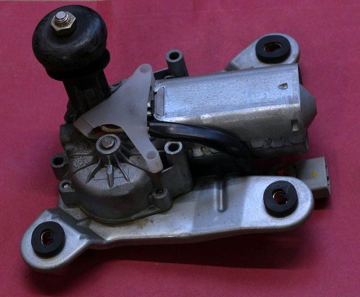 GENUINE ROVER 400 45 MG ZS HONDA CIVIC REAR WIPER MOTOR VALEO 53007312 4 PIN