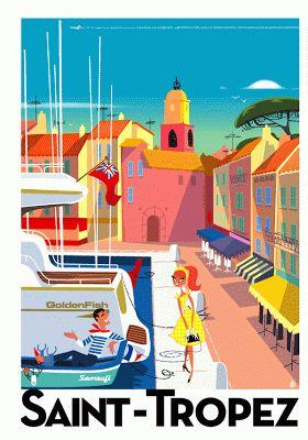 Richard Zielenkiewicz: Saint-Tropez
