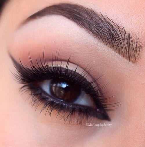#eyebrows #makeup #smokey #brows